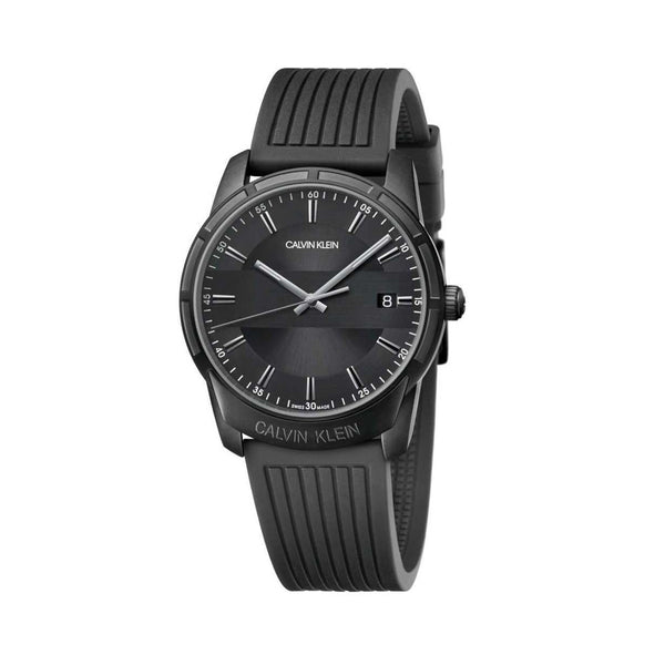 Calvin Klein Men's Watch Black K8R11