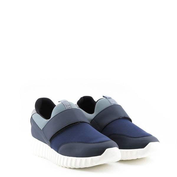 Made in Italia Men's Trainers Navy LEANDRO.