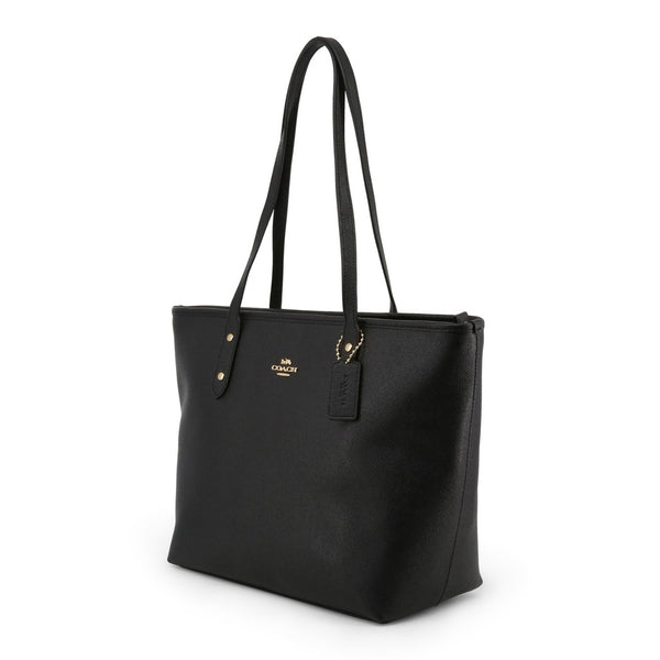 Coach Black Tote Bag F58846