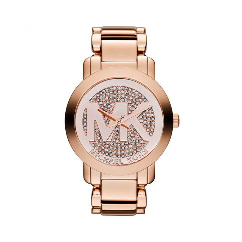 Michael Kors Ladies Gold Watch MK34