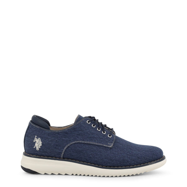 US Polo ASSN Mens Trainers YAGI4139S9_C1