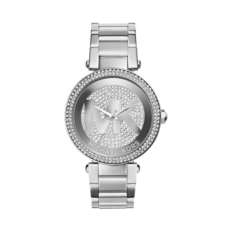Michael Kors Ladies Silver Watch MK5925