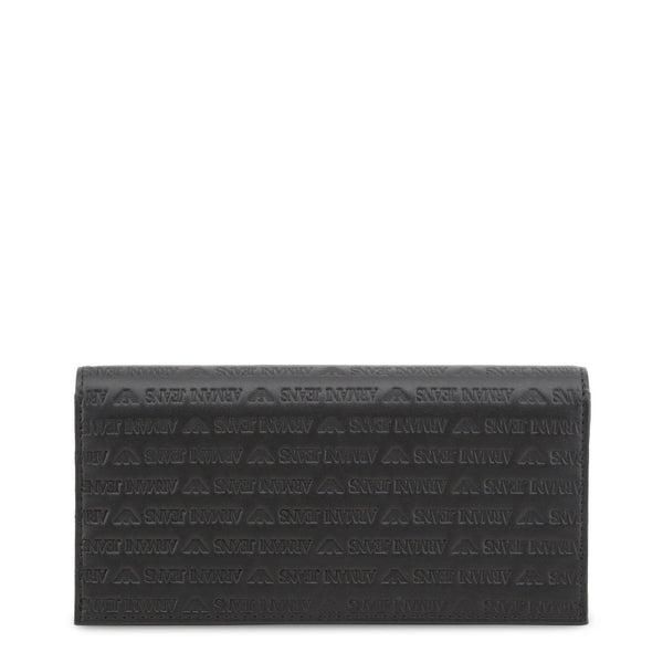 Armani Jeans Wallet Black 938543-CD999