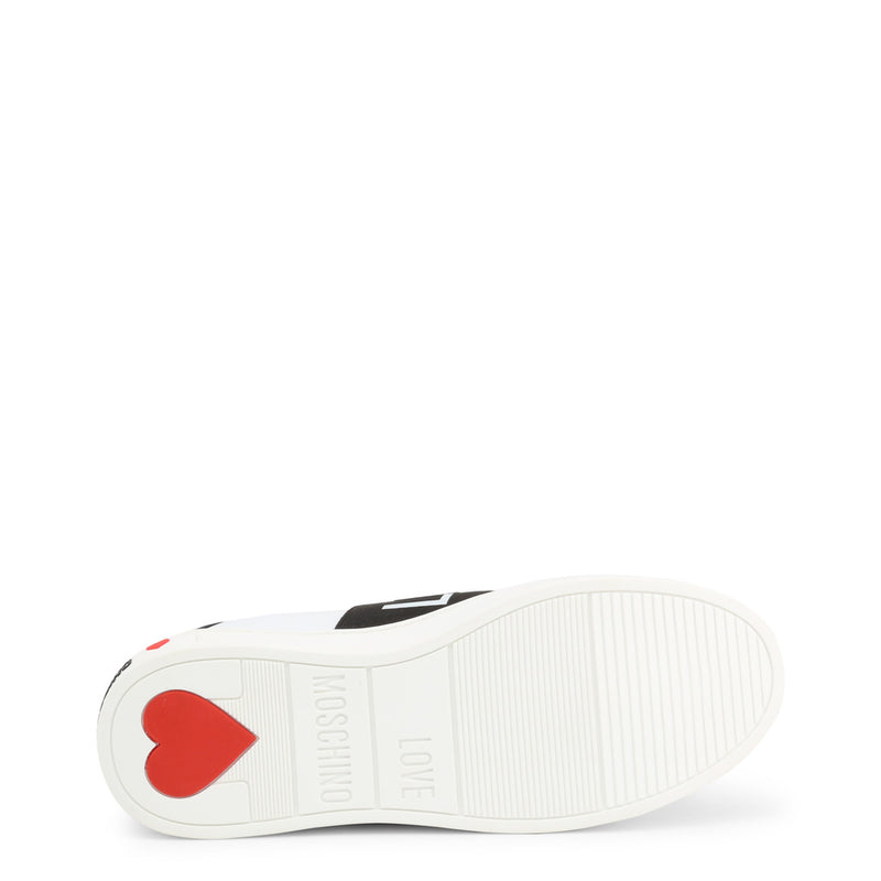 Love Moschino Women's Trainers White JA15043G1AIF