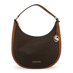 Michael Kors Brown Leather Shoulder Bag 35H8GLDH2B