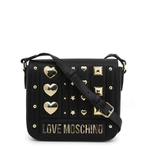 Love Moschino Crossbody Bag Black JC4239PP08KF