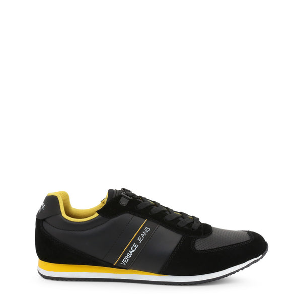 Versace Jeans Men's Trainers Black YTBSA1