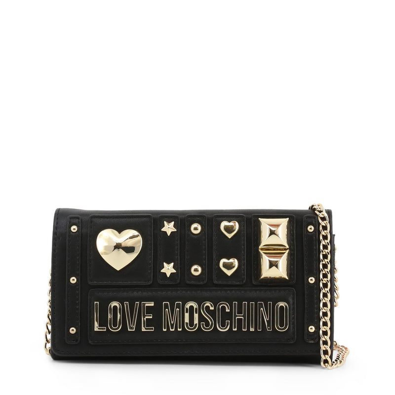 Love Moschino Clutch Bag Black JC5638PP08KF