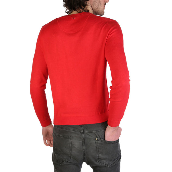 Napapijri Jumper Red  DECATUR-N0YHE6