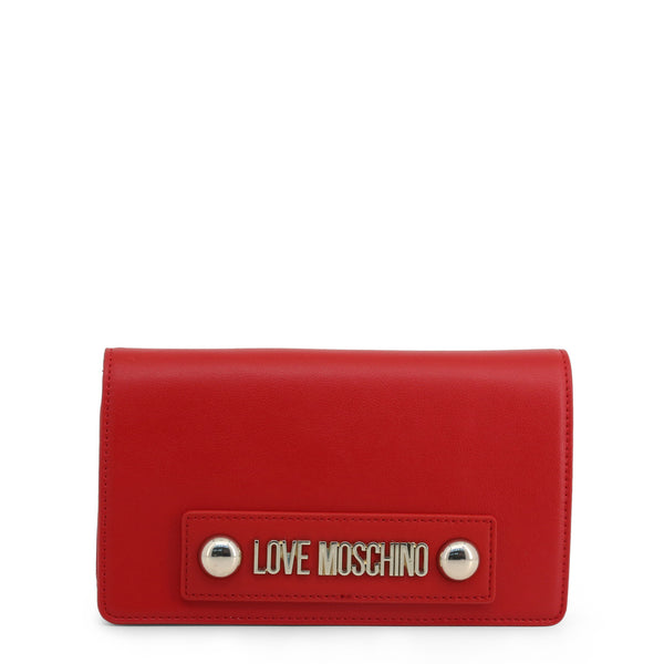 Love Moschino Clutch Bag Red JC4031PP18LC