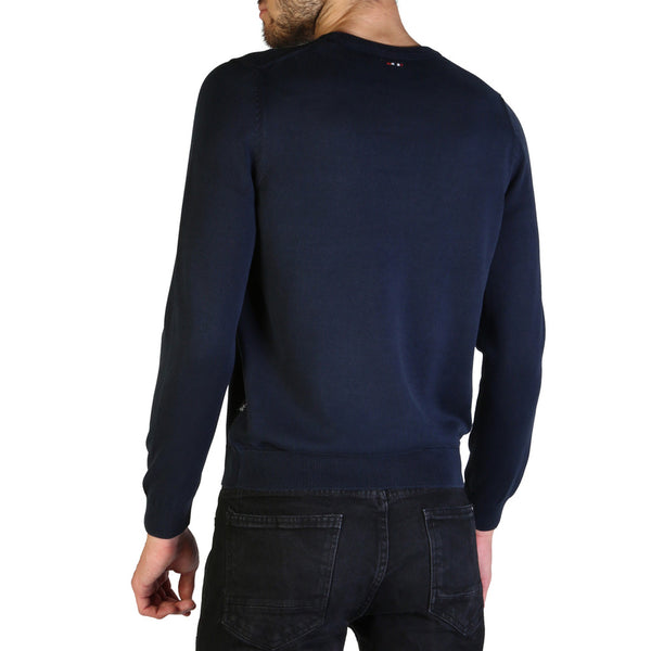 Napapijri Men's Jumper Black DROZ_N0YH2T