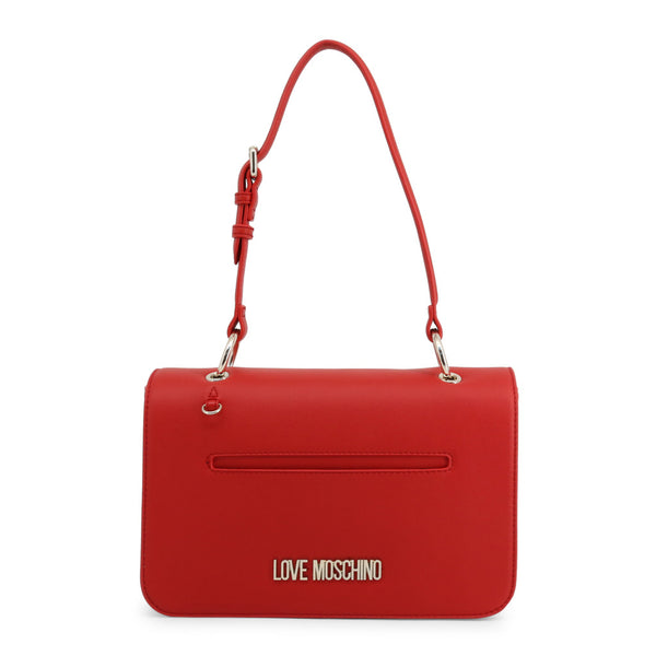 Love Moschino Shoulder Bag Red - JC4102PP1ALQ