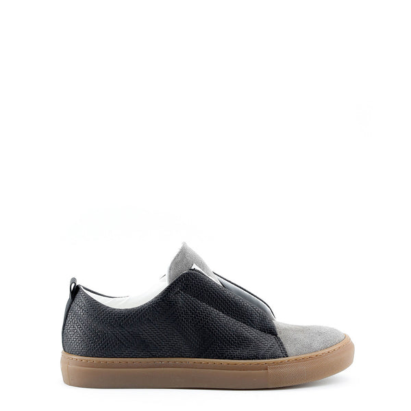 Made in Italia Men's Trainers Black GREGORIO