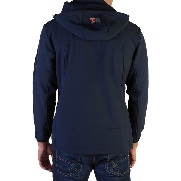 Geographical Norway Men's Jacket Navy Tyreek_man