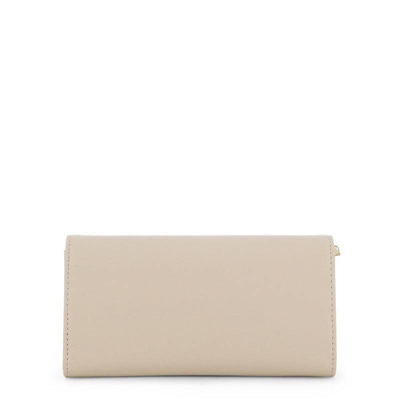 Love Moschino Clutch Bag White / Beige JC5640PP08KG