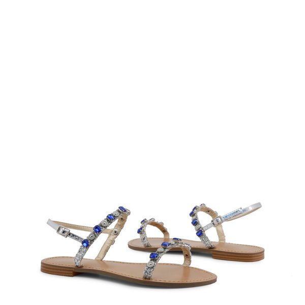 Versace Jeans Grey Sandals VRBS52