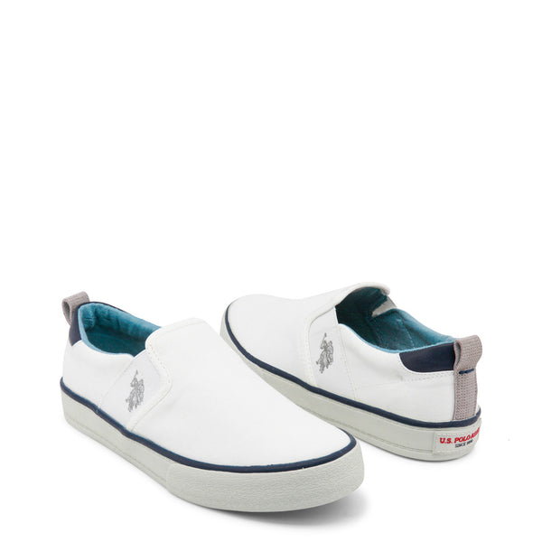U.S. Polo Assn. Men's Trainers White GALAN4129S8_C1