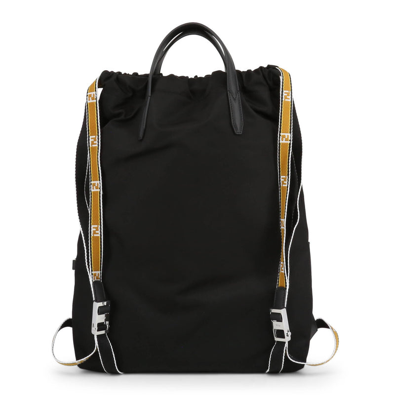 Fendi Backpack Black 7VZ034A2WKF0GXN Unisex