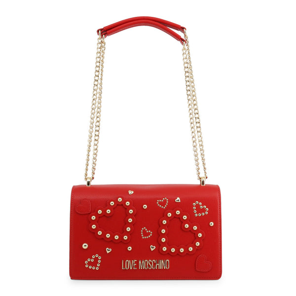 Love Moschino Shoulder Bag Red - JC4034PP1ALE