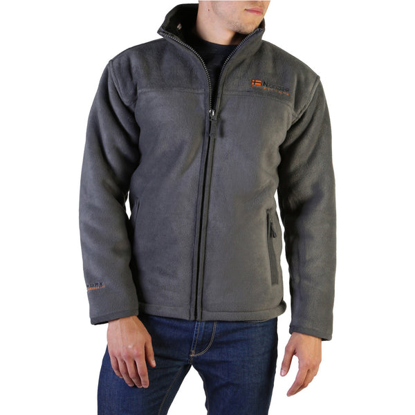 Geographical Norway Men's Jacket Grey Usine_man