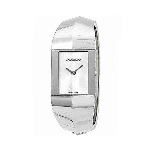 Calvin Klein Ladies Silver Watch K7C2S1