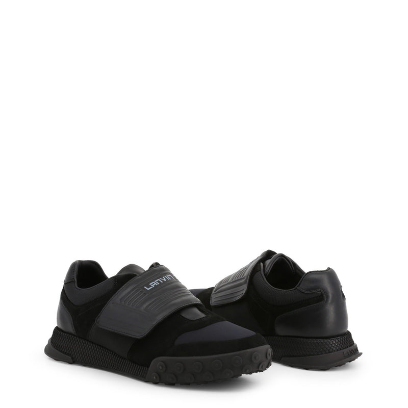 Lanvin Men's Trainers Black SKBOST-VEAM