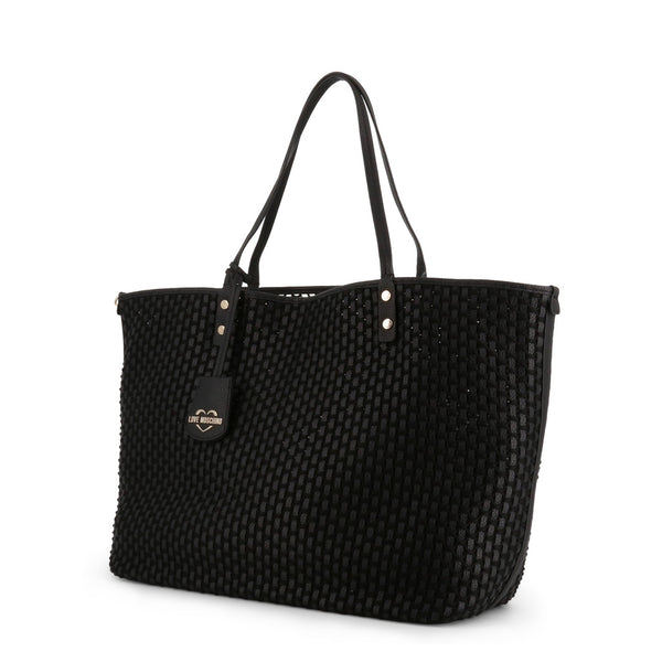 Love Moschino Shopping Bag Black JC4290PP07KM