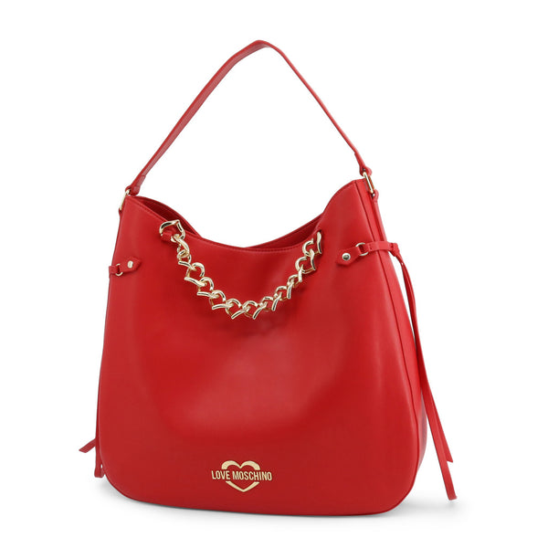 Love Moschino Shoulder Bag Red - JC4041PP1ALF