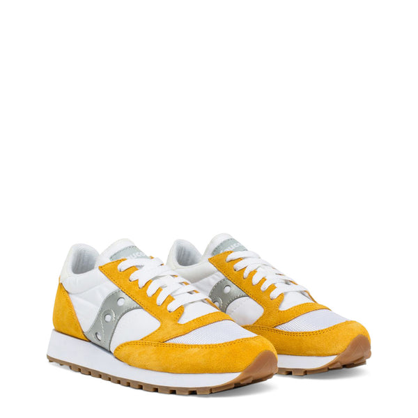 Saucony Women's Trainers Yellow JAZZ_S60368
