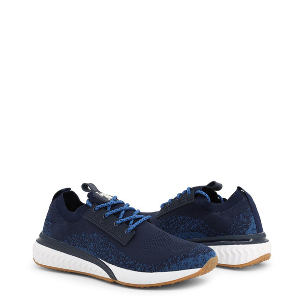 U.S. Polo Assn. Men's Trainers Navy FELIX4163W9_T2
