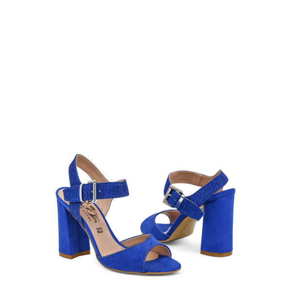 Paris Hilton Navy Shoes for Wedding / Wedding Sandals 90