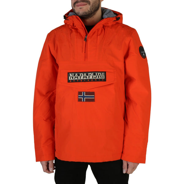 Napapijri Rainforest Jacket Red NP000GNJ