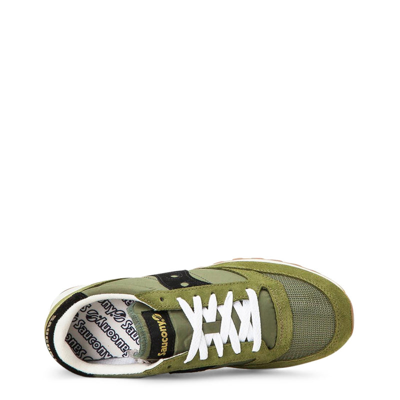 Saucony Men's Trainers Green JAZZ_S70368