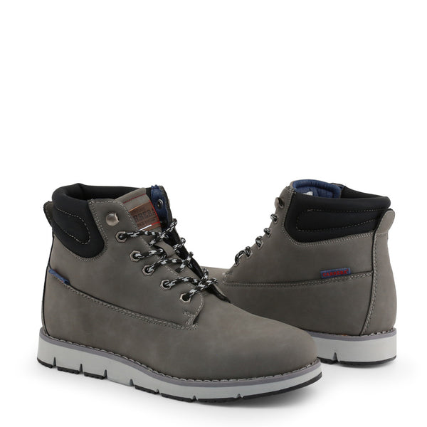 Carrera Jeans Men's Ankle Boots Grey CAM921155