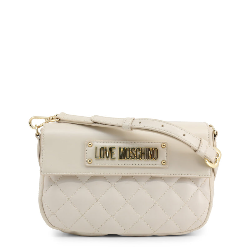 Love Moschino Crossbody Bag White JC4200PP08KA