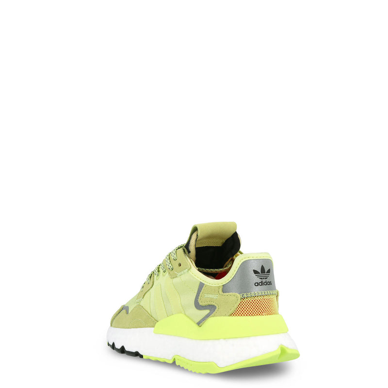 Adidas Nite Jogger Women's Trainers Yellow