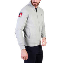 U.S. Polo Assn. Men's Jumper Grey 43485_47130