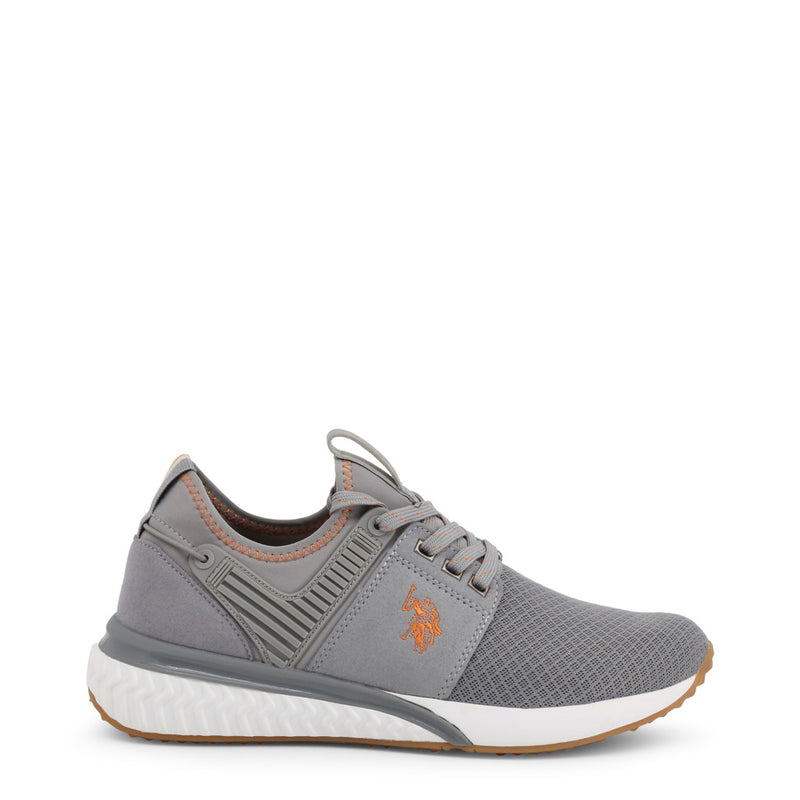 U.S. Polo Assn. Men's Trainers Grey FELIX4048S8_MY3