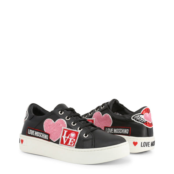 Love Moschino Women's Trainers Black JA15113G18IF