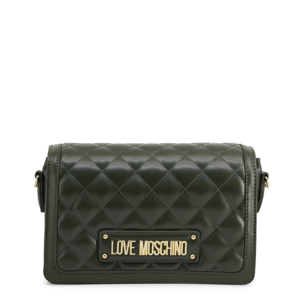 Love Moschino Crossbody Bag Green JC4002PP18LA