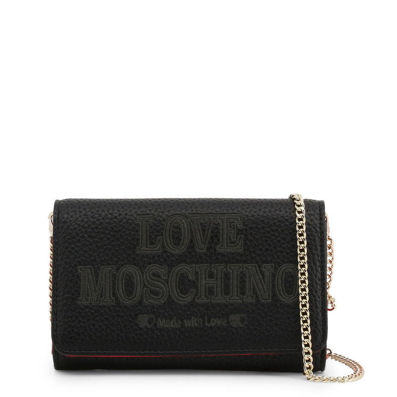 Love Moschino Clutch Bag Black JC5646PP08KN
