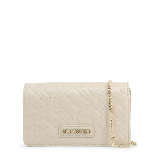 Love Moschino Clutch Bag White  JC4093PP1ALI