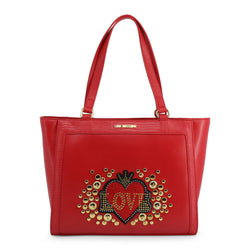 Love Moschino Tote Bag Red JC4106PP18LT