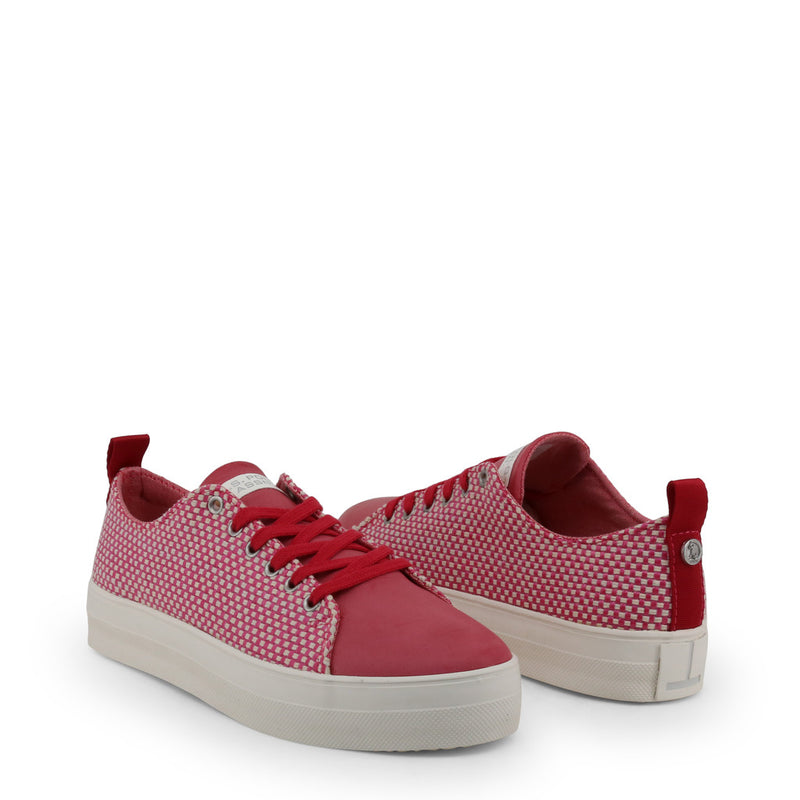 US Polo ASSN Pink Women's Trainers TRIXY4021S9_TY1