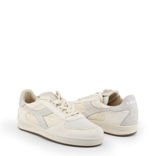 Diadora Heritage White Trainers B.ELITE ITA White PACK 20009