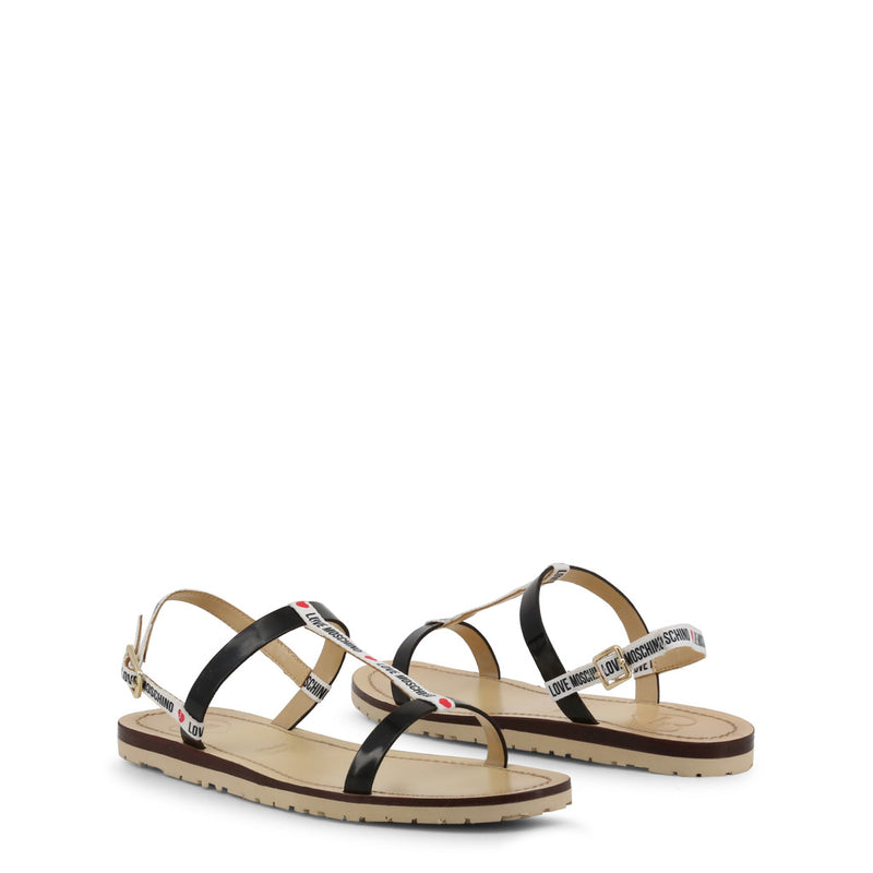 Love Moschino Sandals Black JA16421G07JV