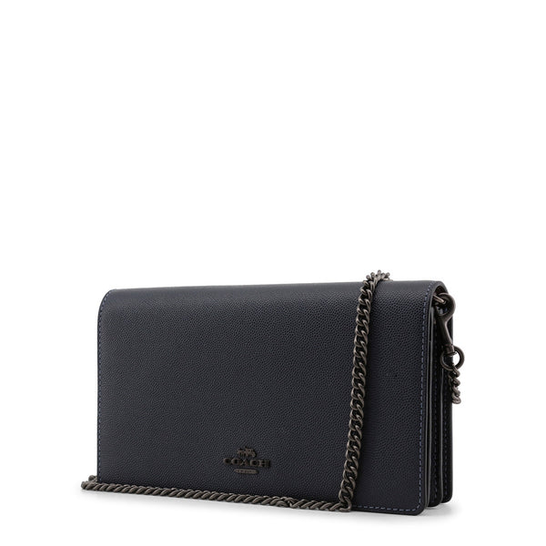 Coach Clutch Black 68031