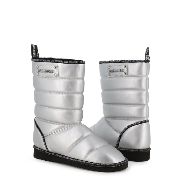 Love Moschino Ankle Boots Silver JA24203H08JB