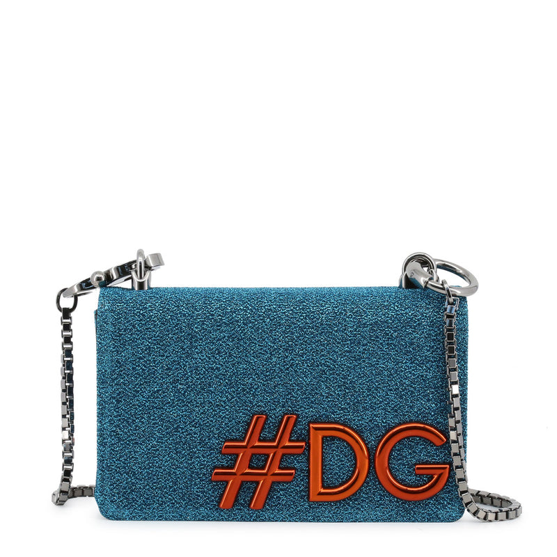 Dolce & Gabbana Crossbody Bag Blue BB6498AH9158