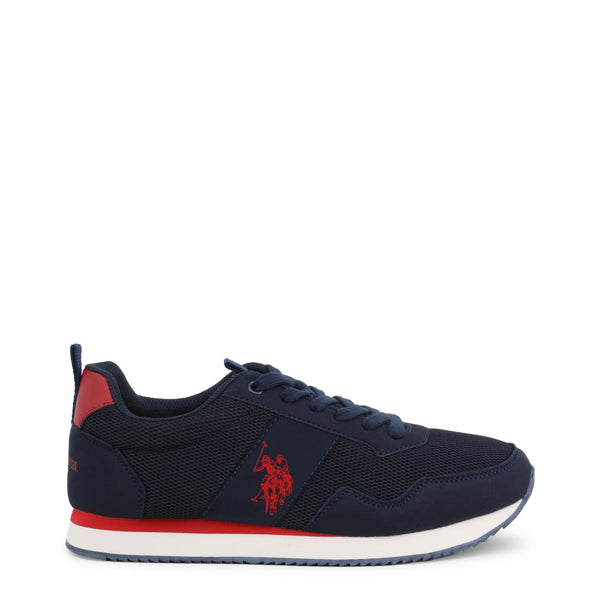 U.S. Polo Assn. Men's Trainers Black NOBIL4250S0_MH1
